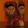 masque tribal